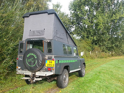 SOLD – Pop Top Land Rover Defender 110 300TDI – Germany