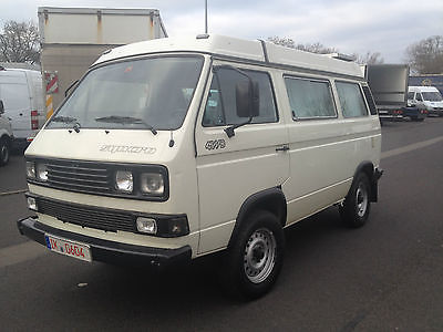 VW T3 Syncro 16″ Westfalia – Very Rare – Germany