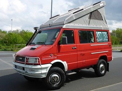 SOLD – Iveco Daily 4×4 Bj.1991 – Germany