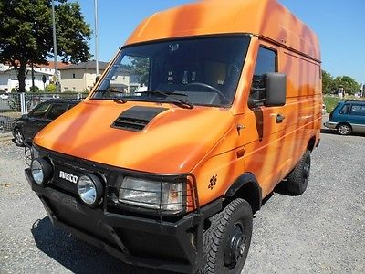 SOLD – Iveco Daily 40-10 4×4 – Germany – €7999