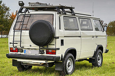 SOLD – VW T3 Syncro 16″ – Immaculate and Rare – Germany – €34,000