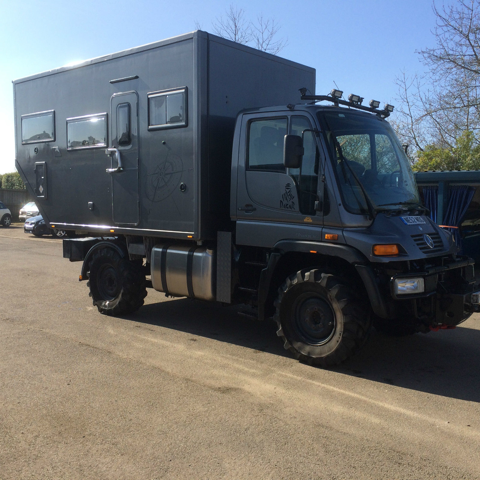 Unimog Archives | Expedition Vehicles For Sale