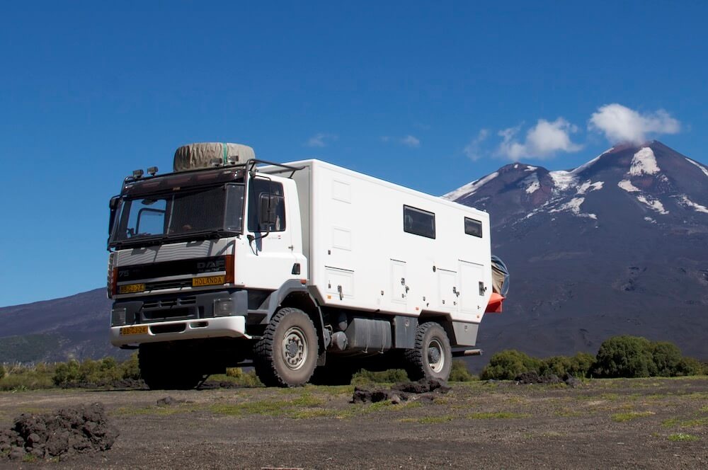 SOLD: Expedition Truck 4×4 – Baja – US$135,000