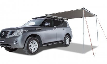 Rhino Rack Sunseeker II Side Out vehicle Awning