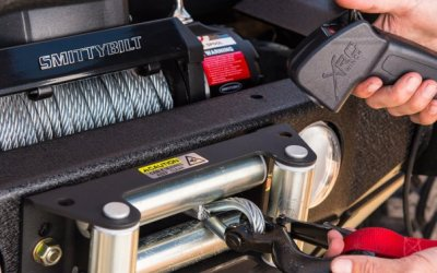 Smittybilt 9500lb XRC Winch Review
