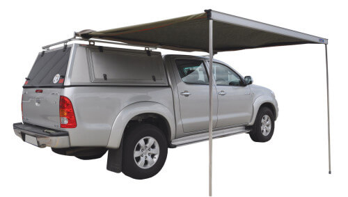 Howling Moon Safari Awning