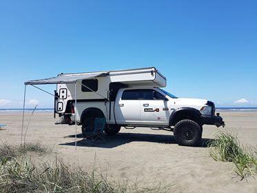 Overland 4X4 Vehicle Dodge Ram 2500 HEMI 5 7 & Palomino