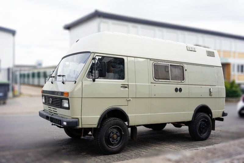 Volkswagen LT 40 D 4×4 – Germany – €16,000