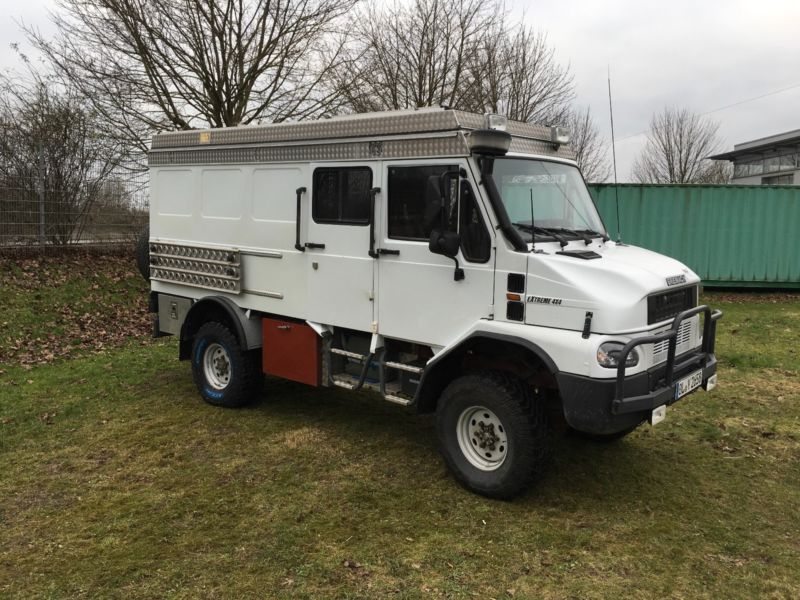 Bremach Extreme 4×4 Offroad Camper – Germany – €53,000