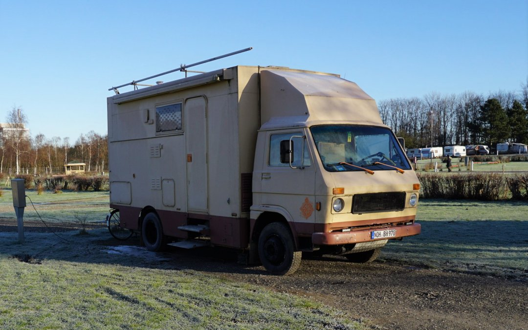 VW MAN G90 expedition, 1980, Diesel 3.6L, 15.000EUR