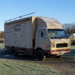 VW MAN G90 expedition, 1980, Diesel 3.6L, 15.000EUR