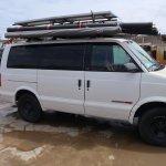 4X4 Astro Van Offroad Camper – Ecuador – $6000