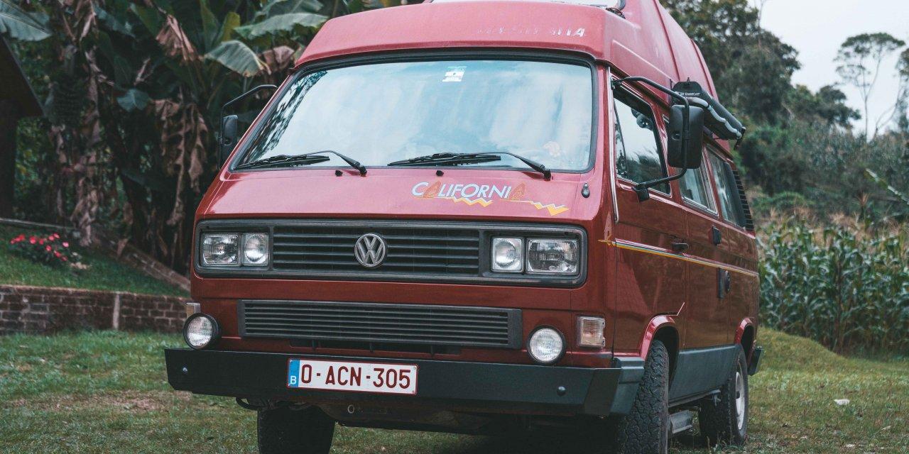 1990 Westfalia Vanagon – T3 California Hightop – Diesel – 162.000 miles – USA – $40,000