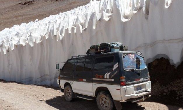 Mitsubishi Delica 4WD Camper For Sale – Uruguay – € 7200