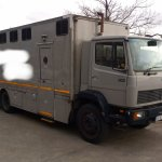 Mercedes 1314 4×4 Vehicle – Ireland – €25000