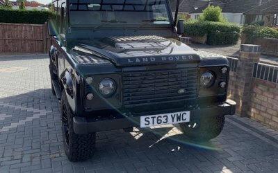 Land Rover Defender 110 Dormobile Camper – U.K. – £57,500