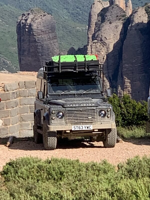 Land Rover Defender 110 Dormobile Camper