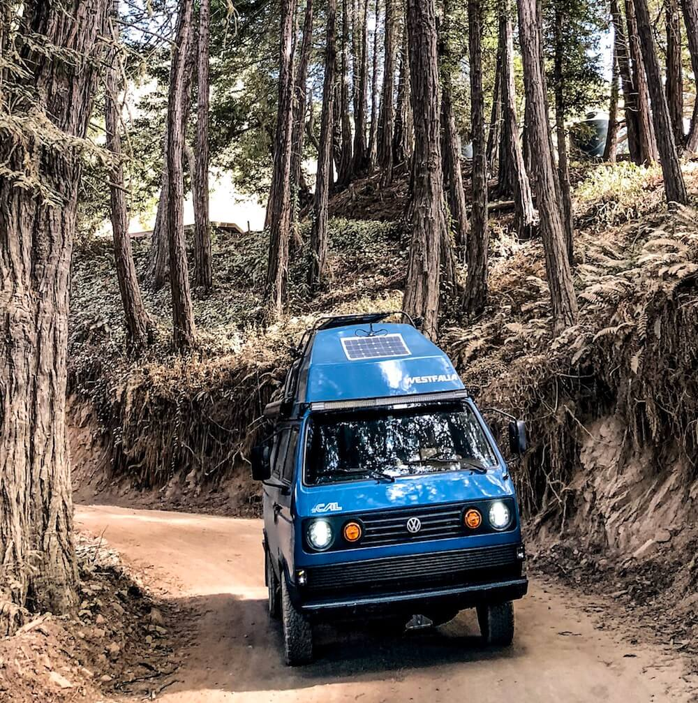 The Ultimate Volkswagen Westfalia T3