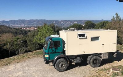 Expedition Mercedes Truck 4×4 – New York – $220,000