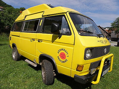 SOLD – VW T3 Syncro Hi-Roof 1.9 D – Germany