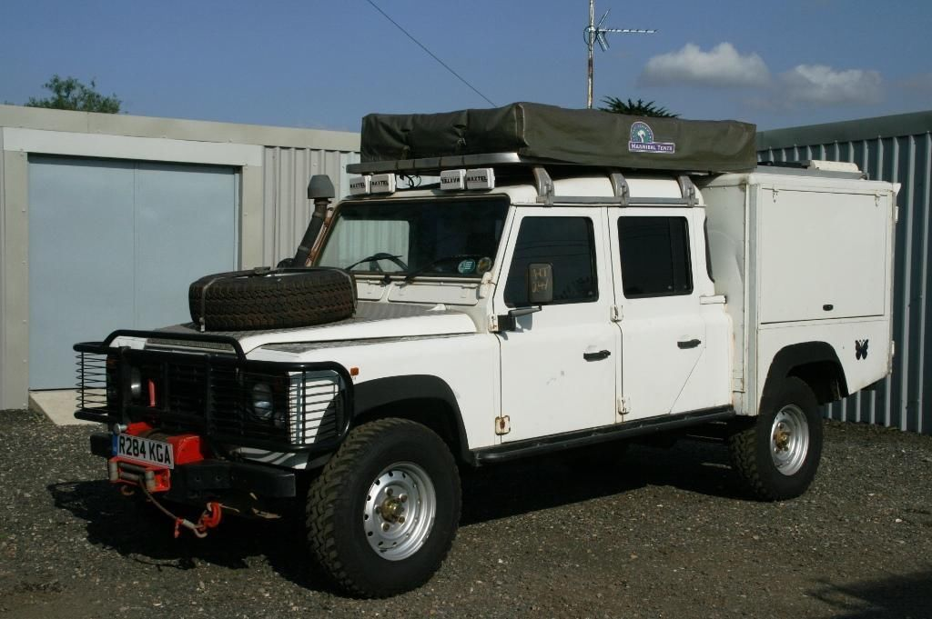 SOLD – Land Rover 130 300Tdi – Uk