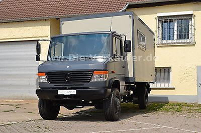 SOLD – Mercedes-Benz Vario 814 – Germany