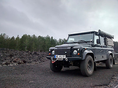 SOLD – Land Rover Defender 110 – Ready For Travel – Germany