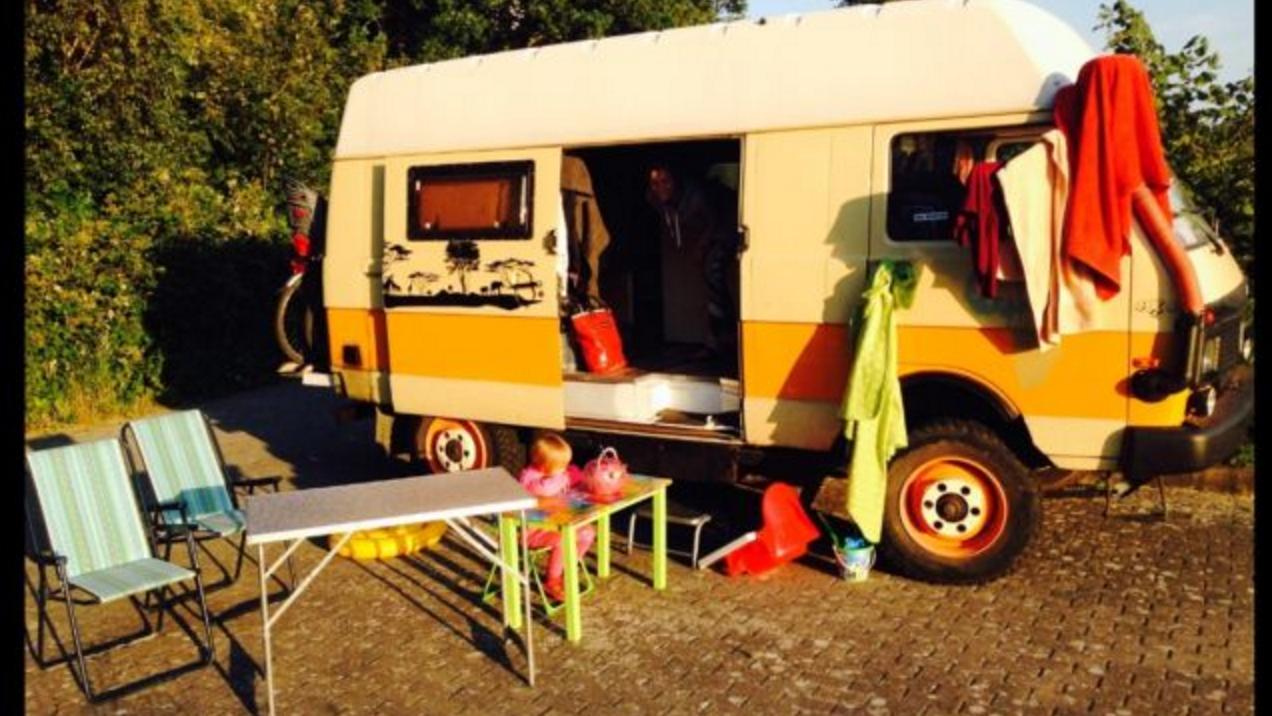 SOLD – VW LT 4×4 Camper – Germany – €11,500