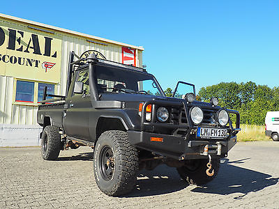 SOLD – Toyota Land Cruiser HZJ79 Pickup – Great base for a Truck Camper – Germany – €29,000