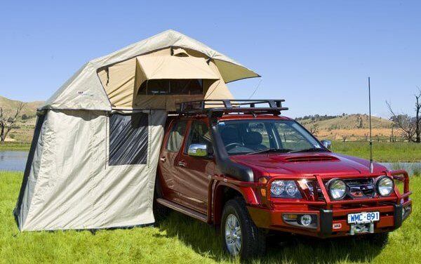ARB Roof Tent Review – Simpson Series III