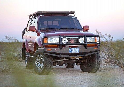 1995 Toyota Land Cruiser – $37,500 USD – USA