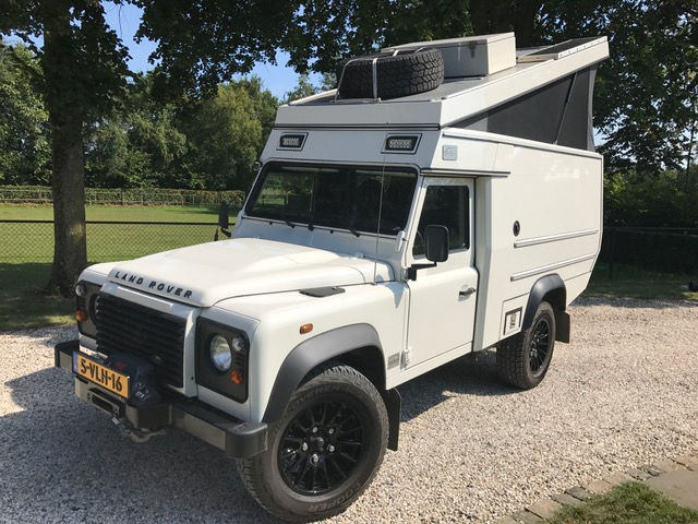 For Sale Land Rover Defender Overland Vehicle – Holland – € 70.000