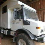Mercedes Benz Unimog Full Camper – Germany – €47,000