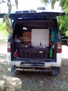 Mitsubishi Delica 4WD Camper For Sale