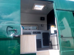 For Sale Spain - Green VW LT 40 4x4 €20900