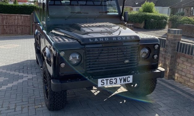 Land Rover Defender 110 Dormobile Camper – U.K. – £57,500